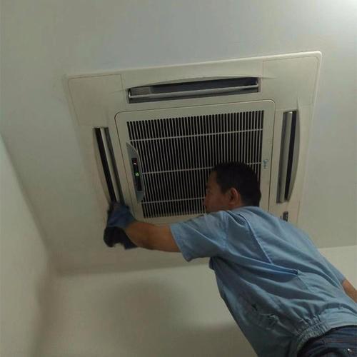 空调室外机噪音大的原因及维修方法